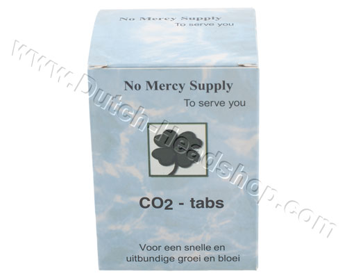 CO2 tabs No Mercy
