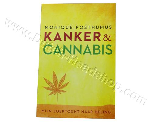Kanker en Cannabis - Book - Monique Posthumus (Dutch)