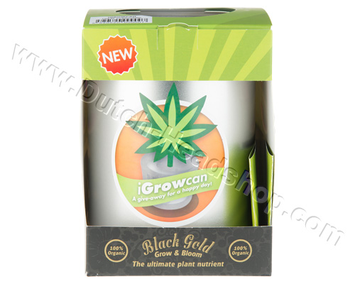 Igrowcan kit de culture white widow automatic graines for Chambre de culture kit complet cannabis