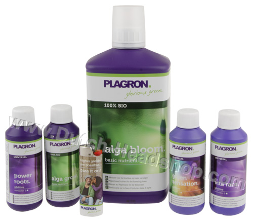 Box Top Grow 100% Bio Plagron