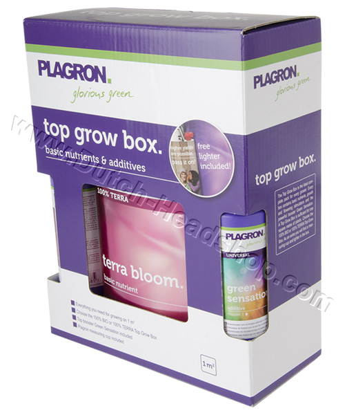 Box Top Grow 100 Terra