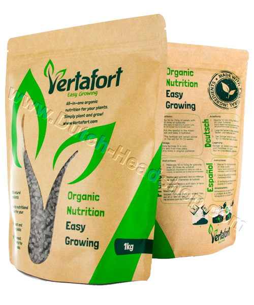 Vertafort Organic Nutrition All-in-one 1000 grams