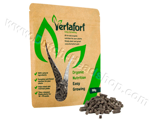 Vertafort Organic Nutrition All-in-one 100 grams