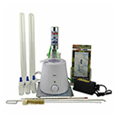 Cannolator cannabis extractor Complete - making cannabis oil