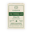 CBD Chewing Gum 150mg (Endoca) (10 pieces)