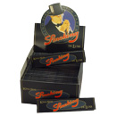 Smoking Black de Luxe king-size rolling paper box