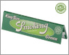 Smoking Green 100% hemp king-size rolling paper