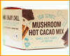 Xoco Blue mushroom hot cacao with Reishi (FourSigmatic) 500mg 10 packets