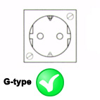 G-type outlet